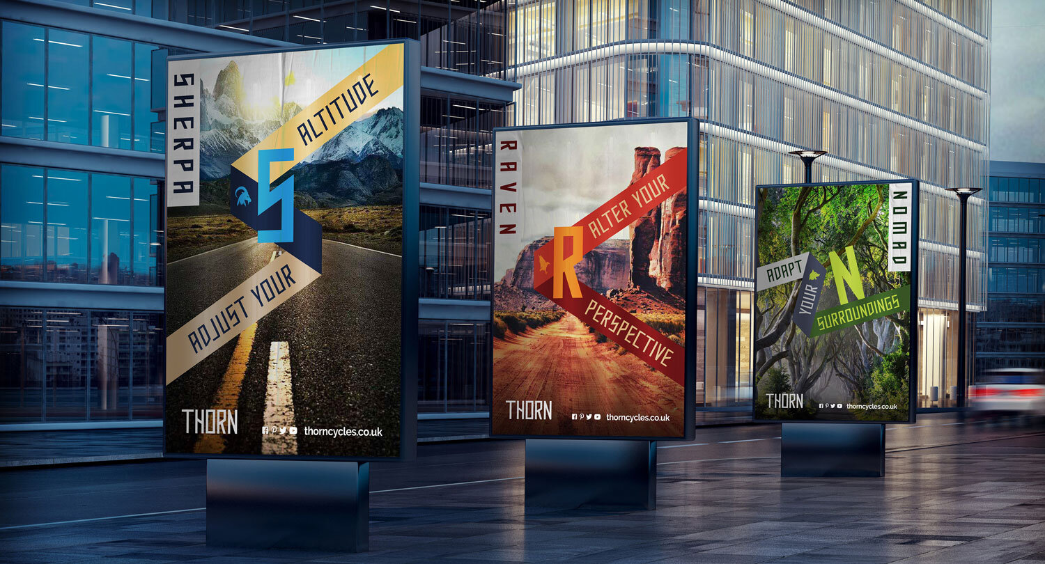 Thorn Cycles Posters